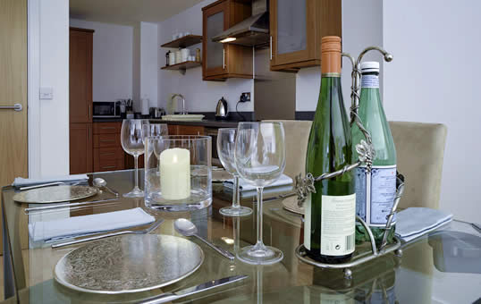 Self-catering in Southampton